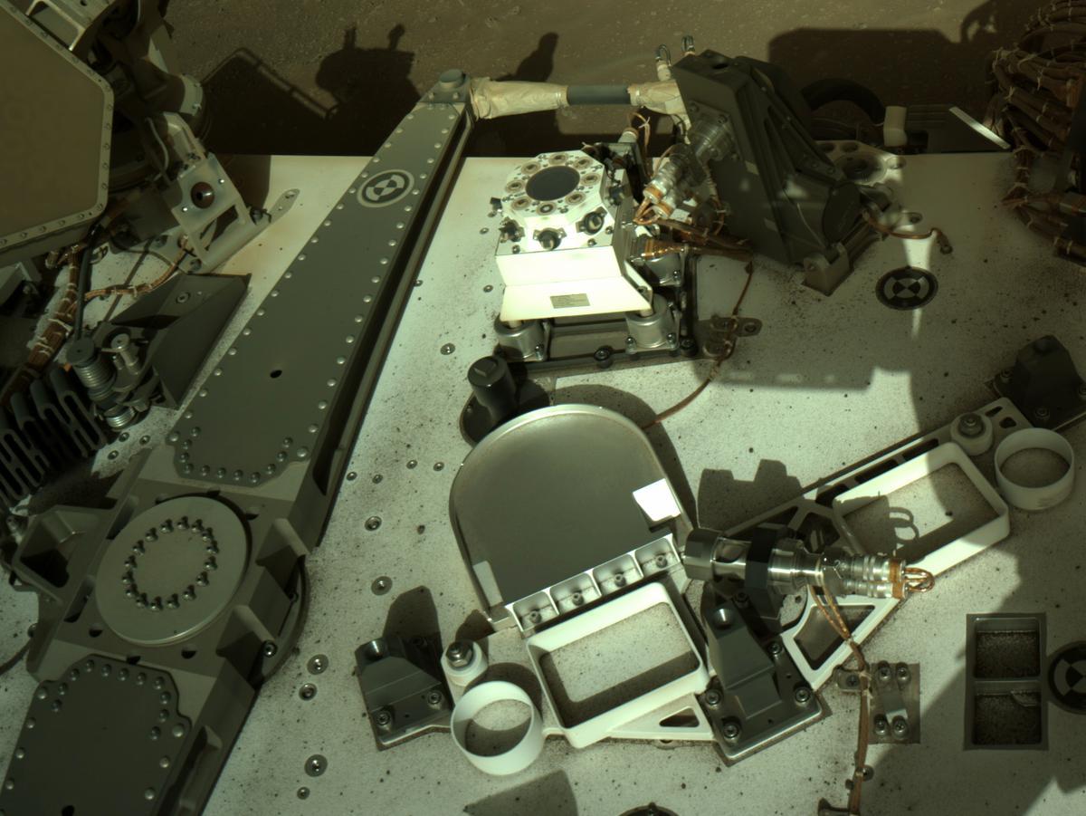 Mars Rover Photo #865354