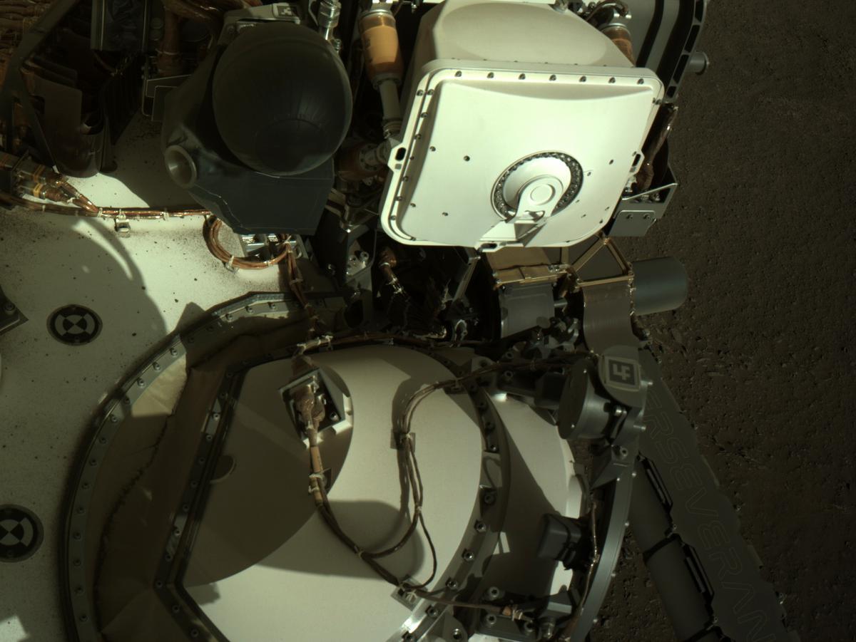 Mars Rover Photo #865355