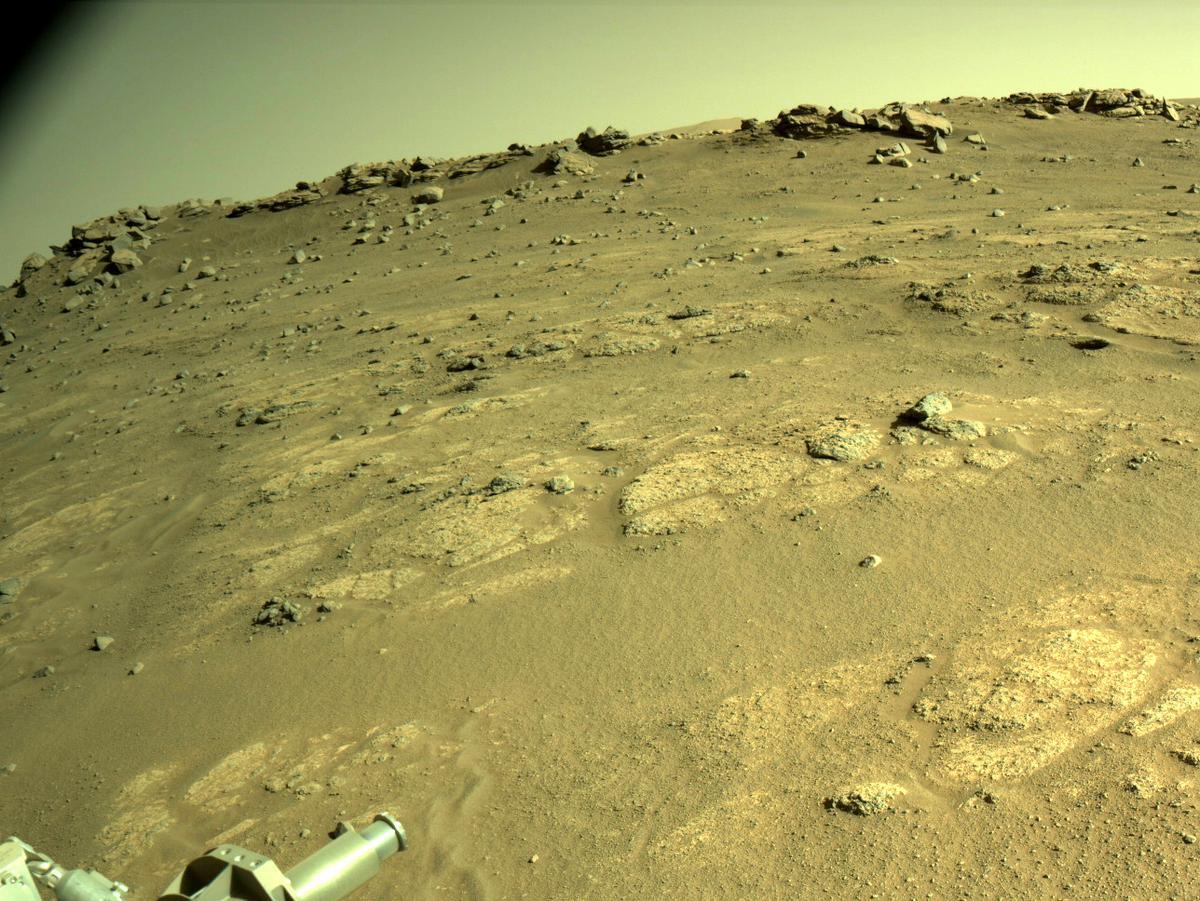 Mars Rover Photo #865356