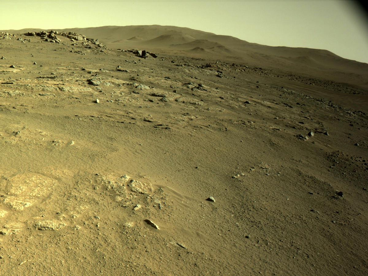 Mars Rover Photo #865357