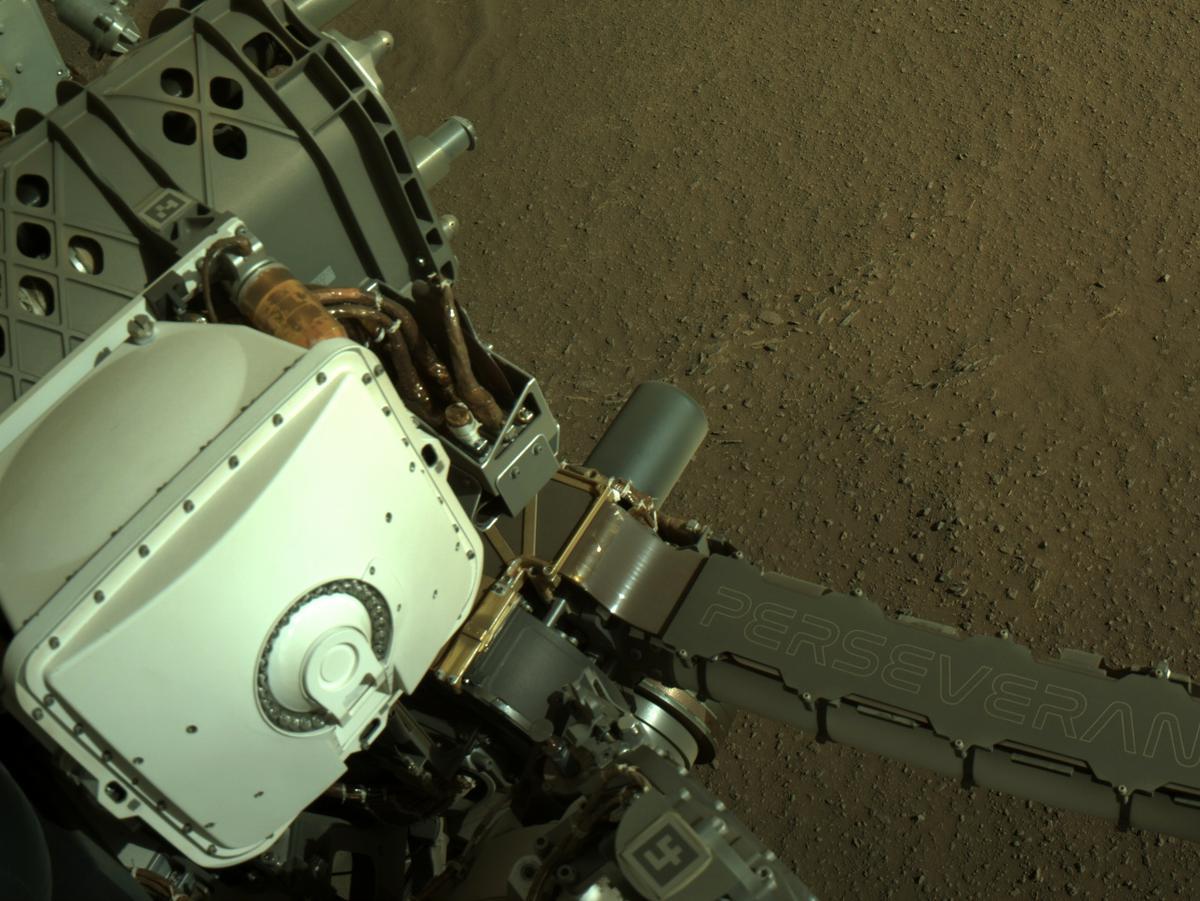 Mars Rover Photo #865358