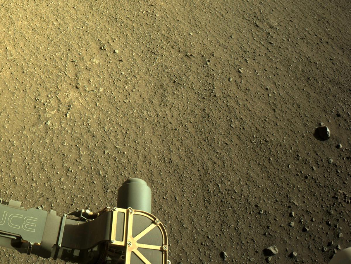 Mars Rover Photo #865359