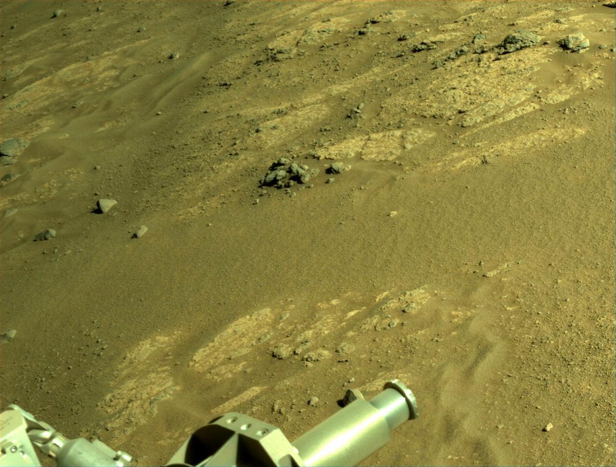 Mars Rover Photo #865360