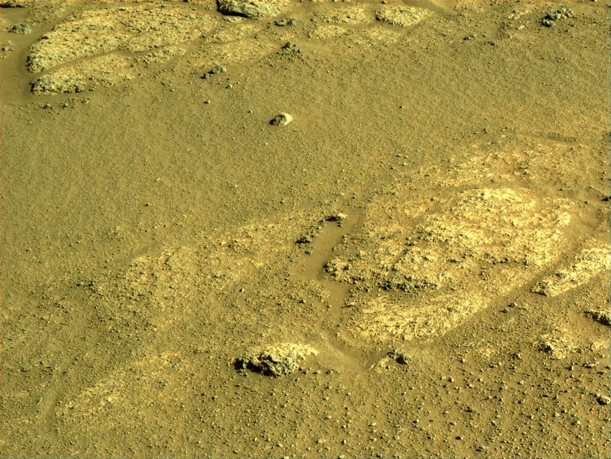 Mars Rover Photo #865361