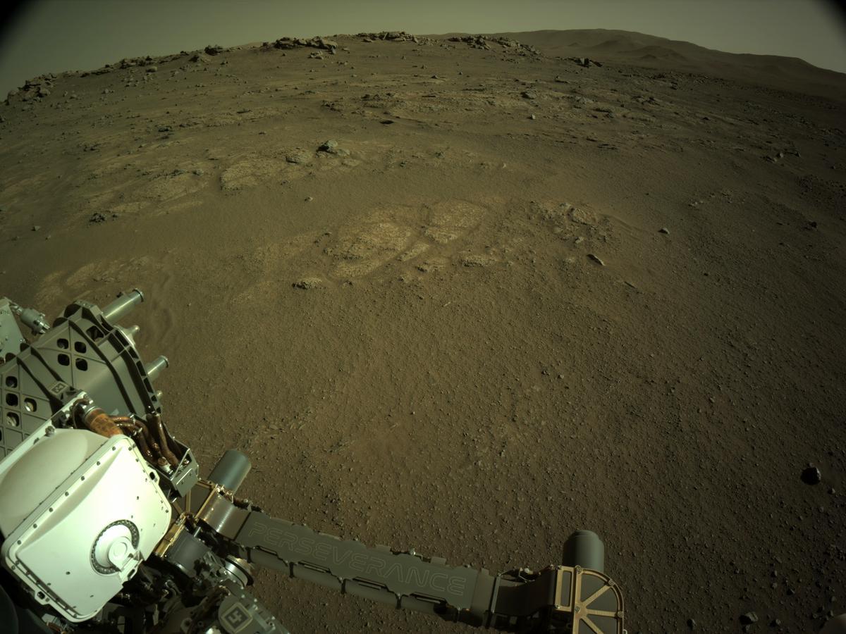 Mars Rover Photo #865364