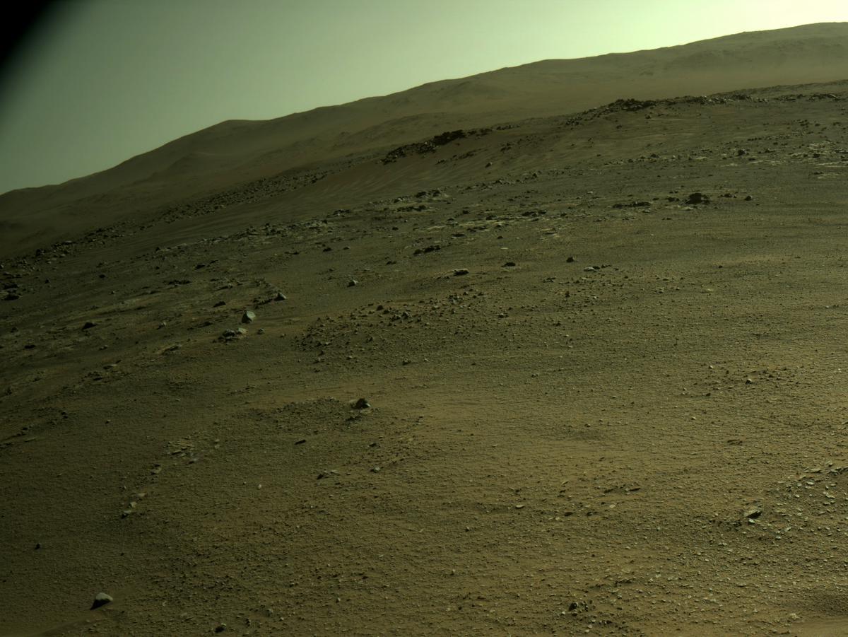 Mars Rover Photo #865365