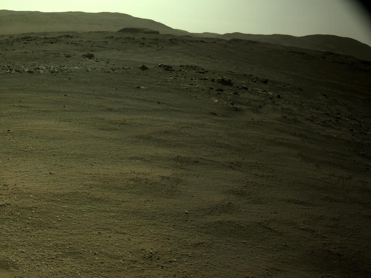 Mars Rover Photo #865366