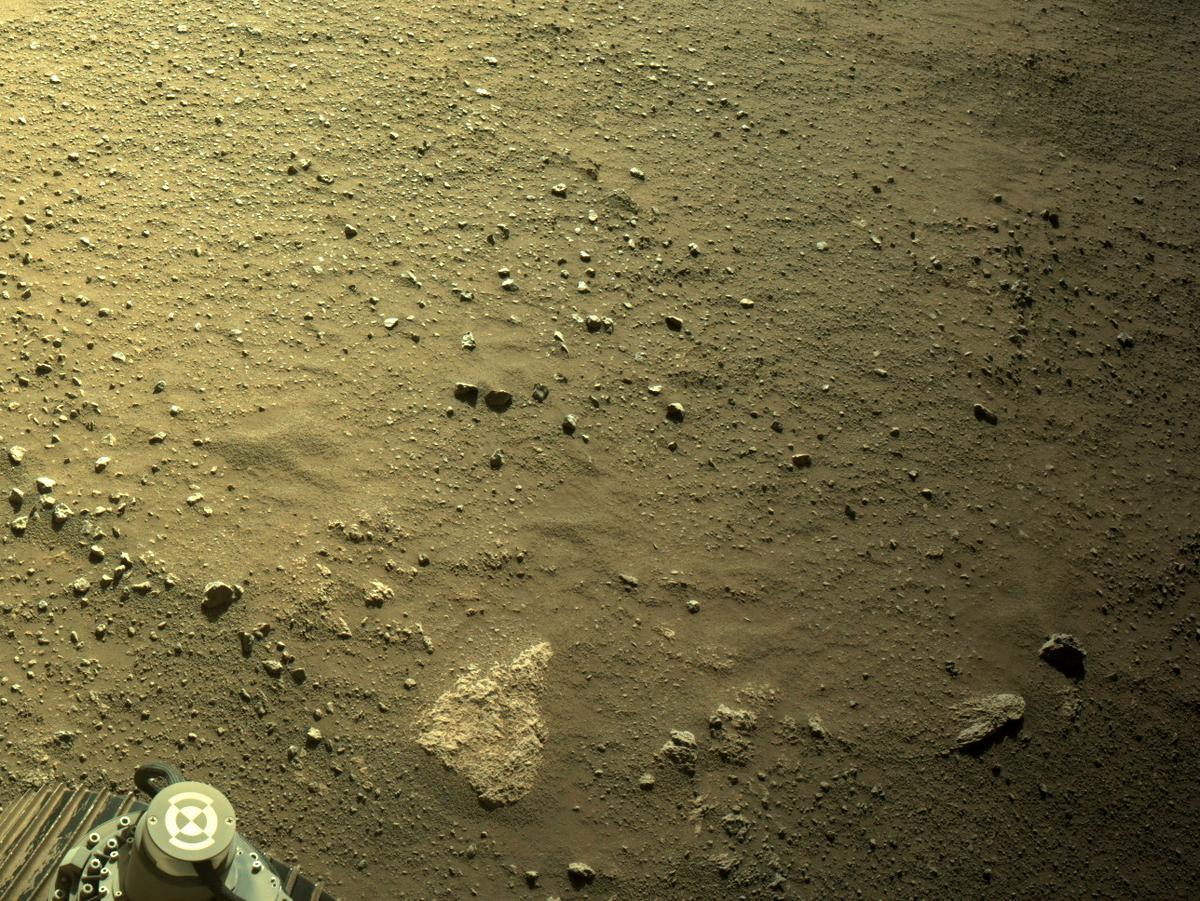 Mars Rover Photo #865368