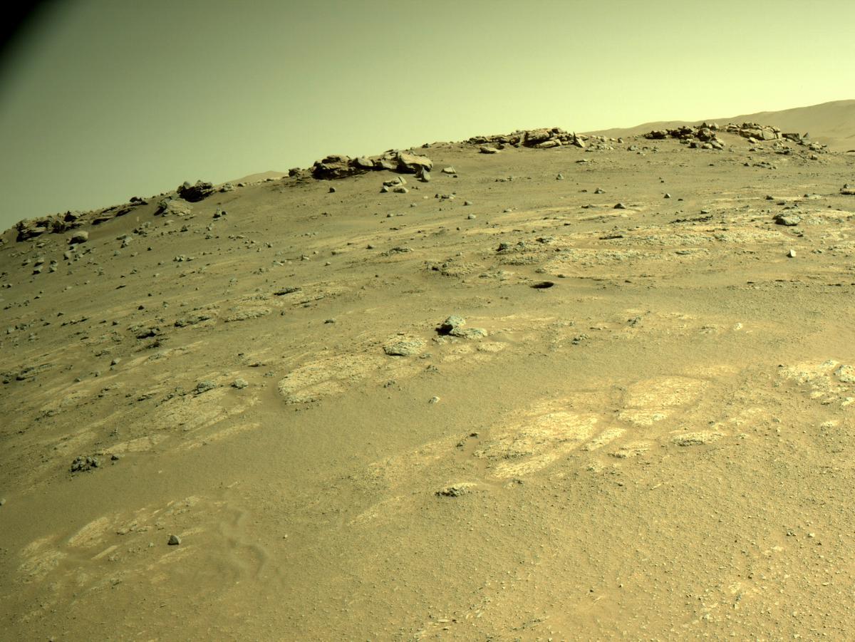 Mars Rover Photo #865397