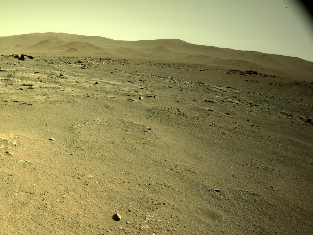 Mars Rover Photo #865398