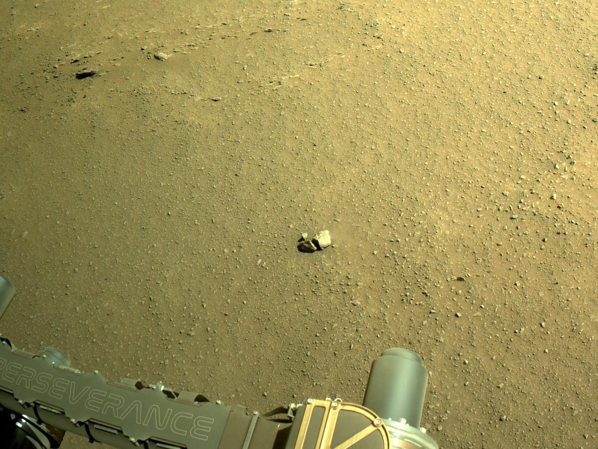 Mars Rover Photo #865399