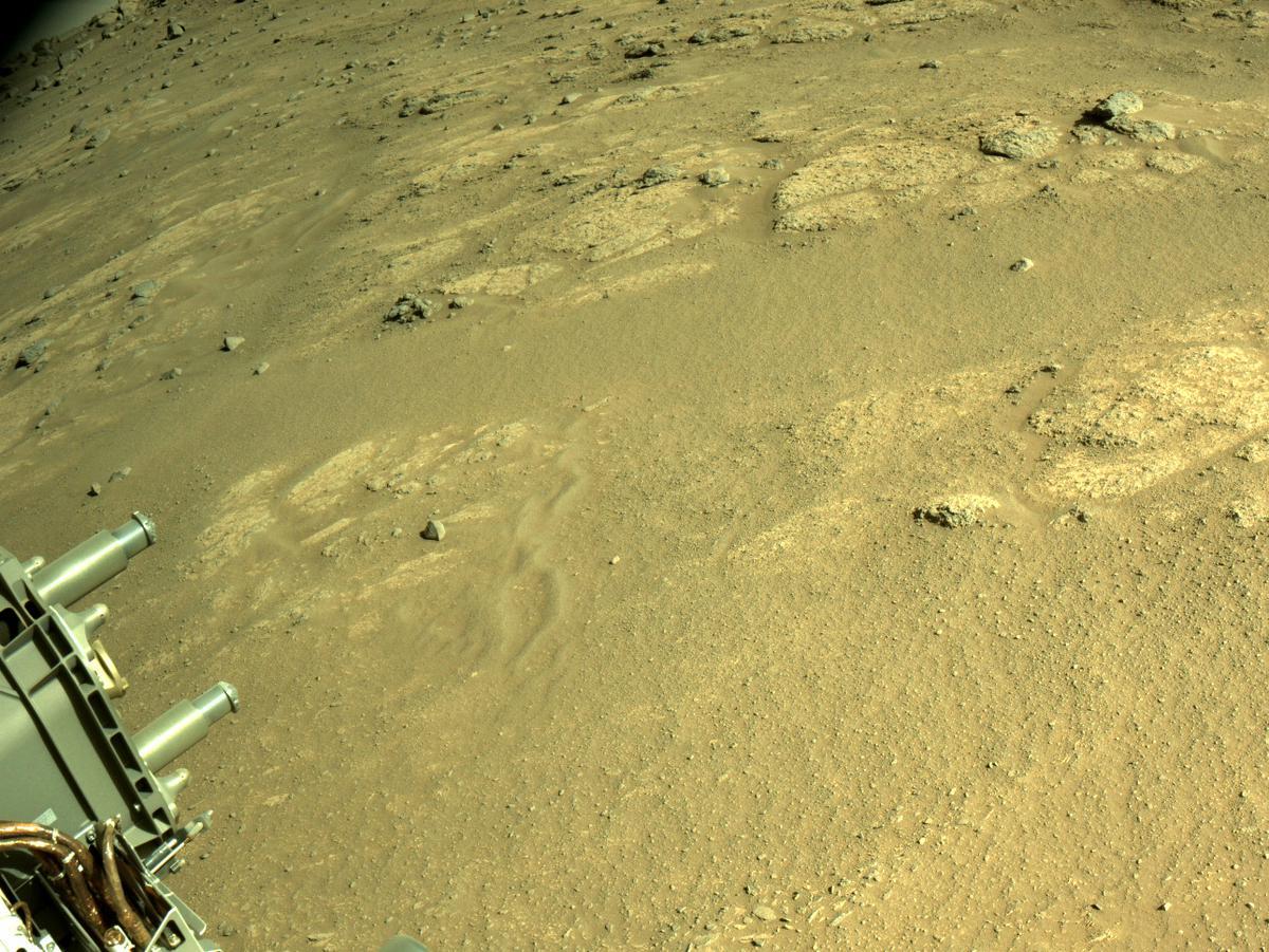 Mars Rover Photo #865400