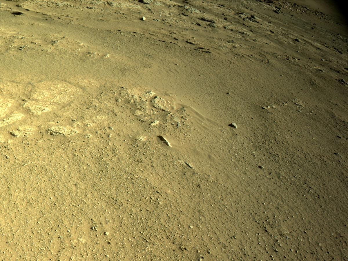 Mars Rover Photo #865370