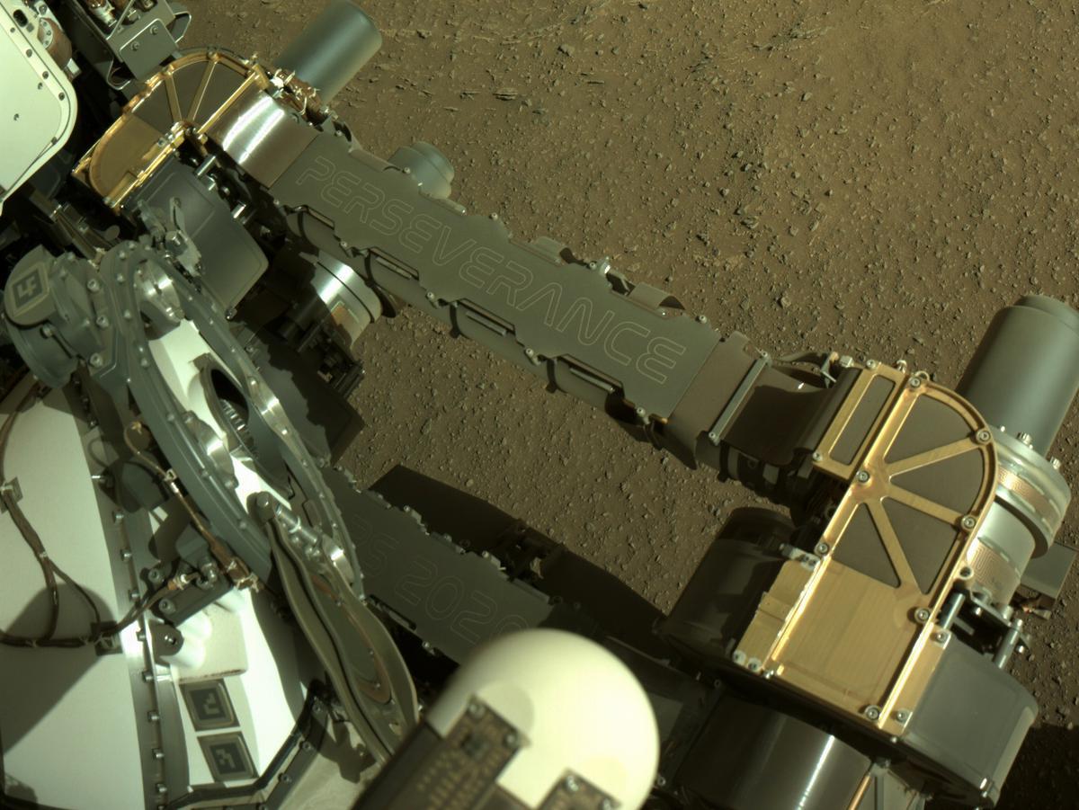 Mars Rover Photo #865371