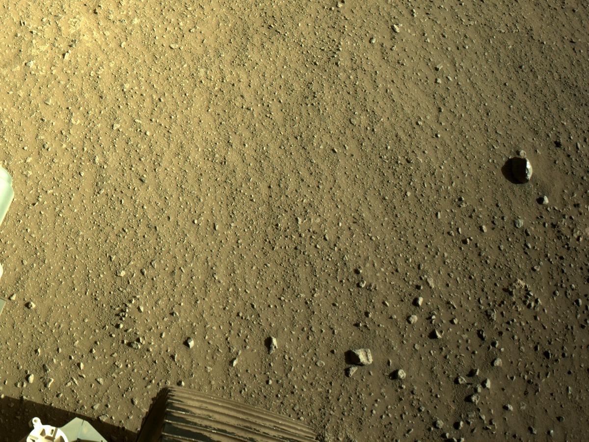 Mars Rover Photo #865372