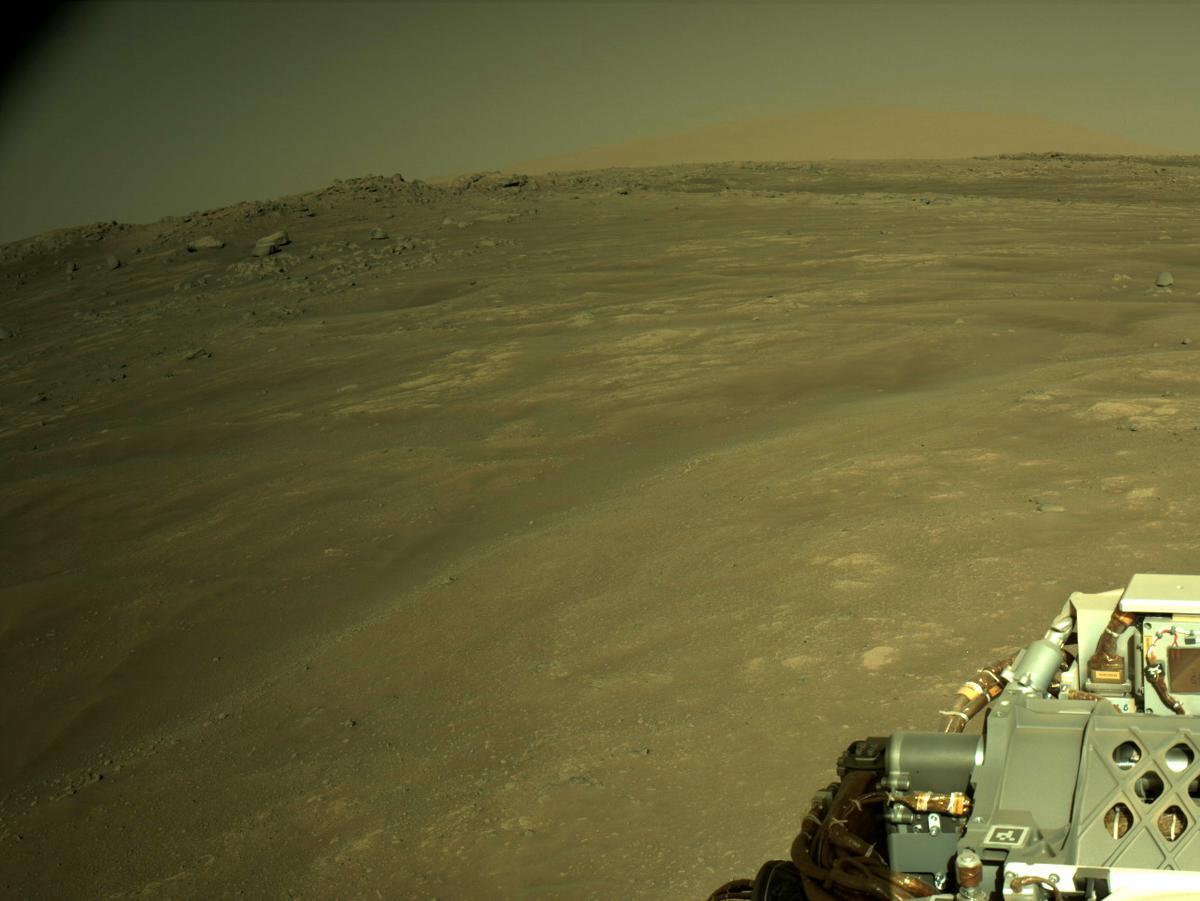 Mars Rover Photo #865373