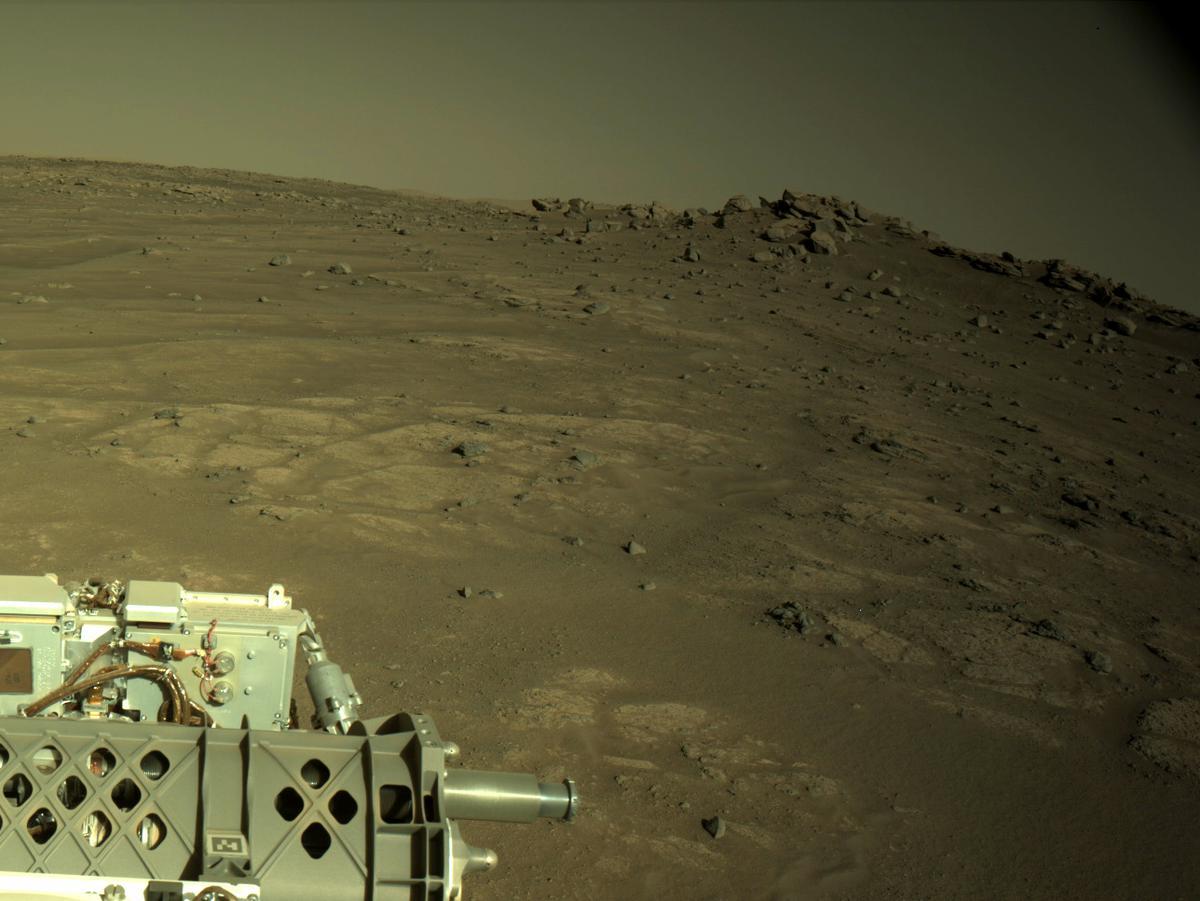 Mars Rover Photo #865374