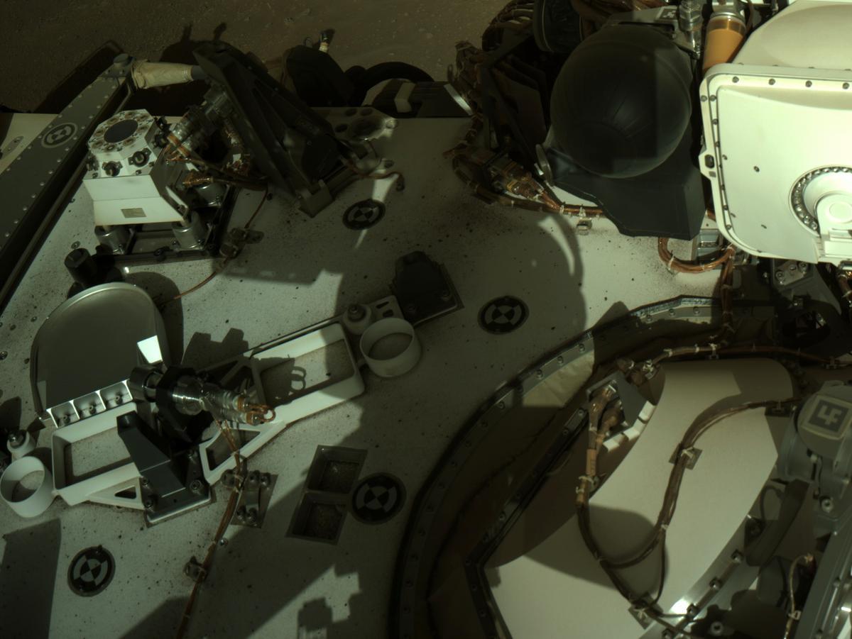 Mars Rover Photo #865375