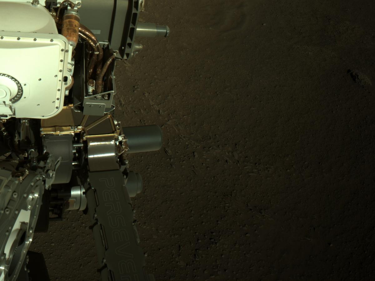 Mars Rover Photo #865376