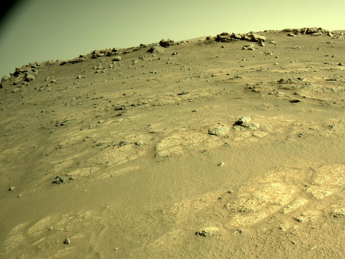 Mars Rover Photo #865377