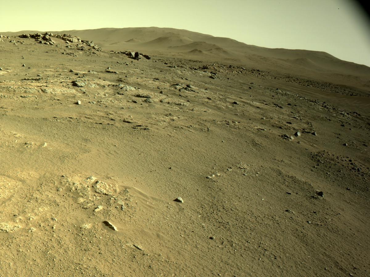 Mars Rover Photo #865378