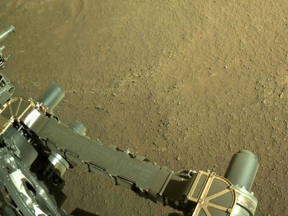 Mars Rover Photo #865379