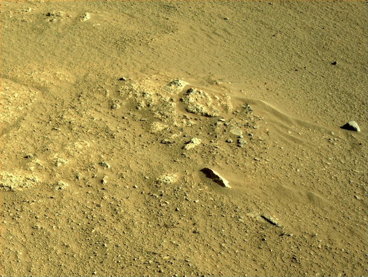 Mars Rover Photo #865383