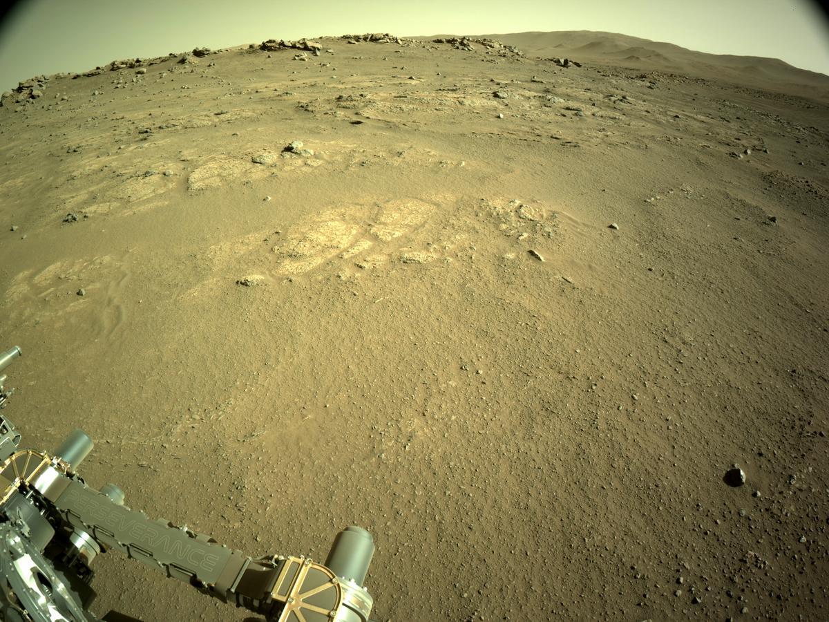Mars Rover Photo #865385