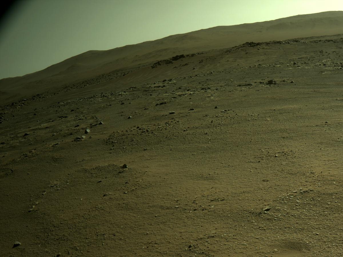 Mars Rover Photo #865386