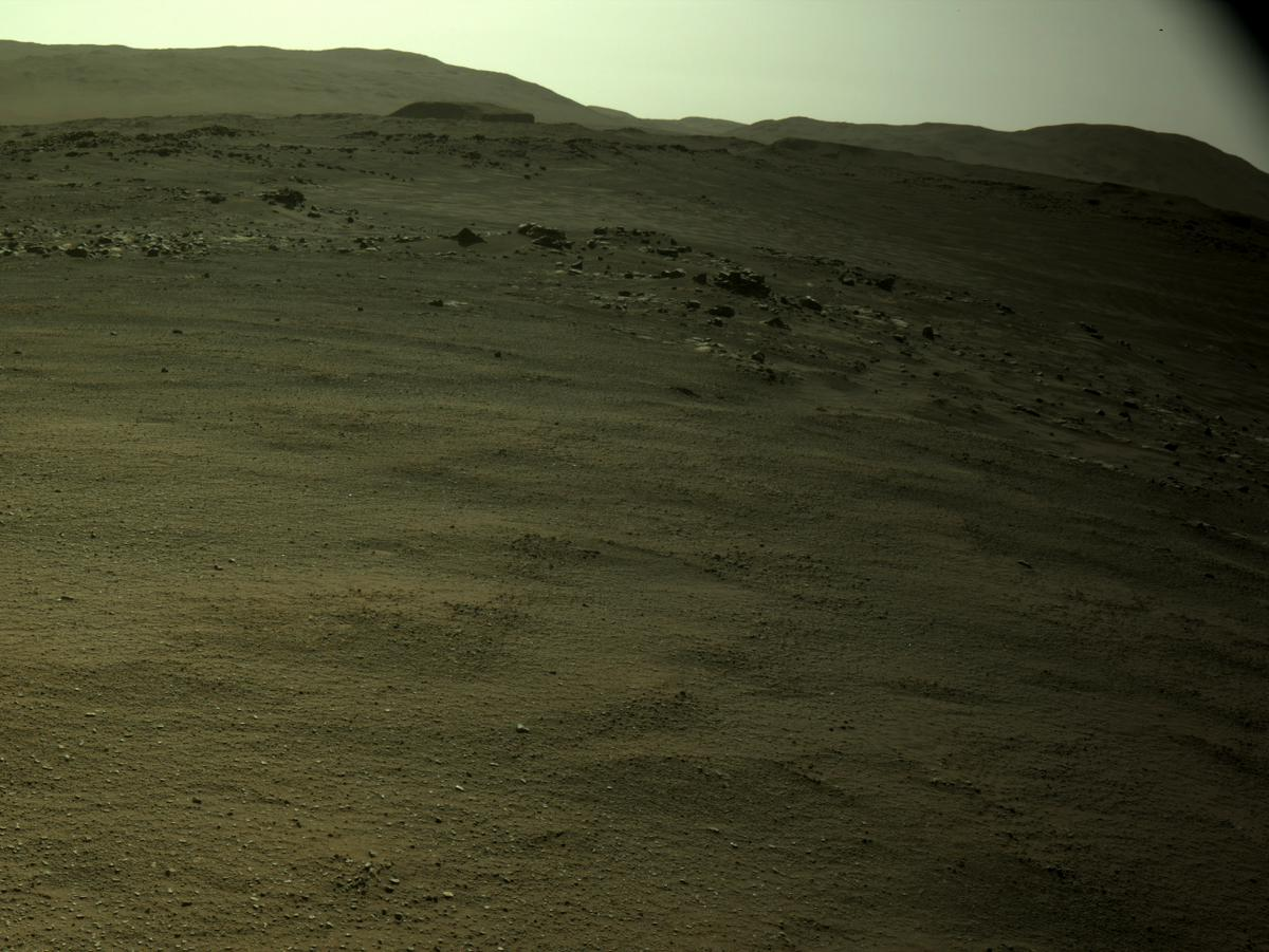Mars Rover Photo #865387