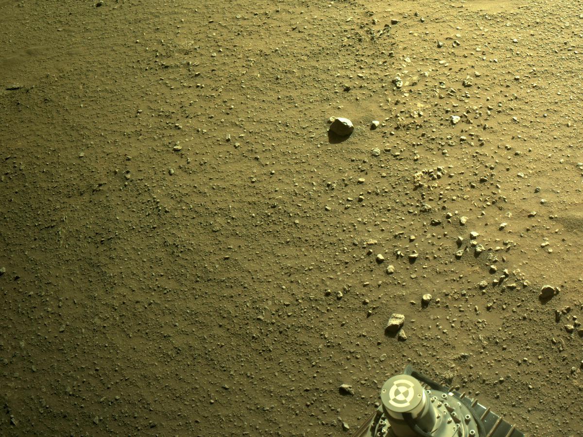 Mars Rover Photo #865388