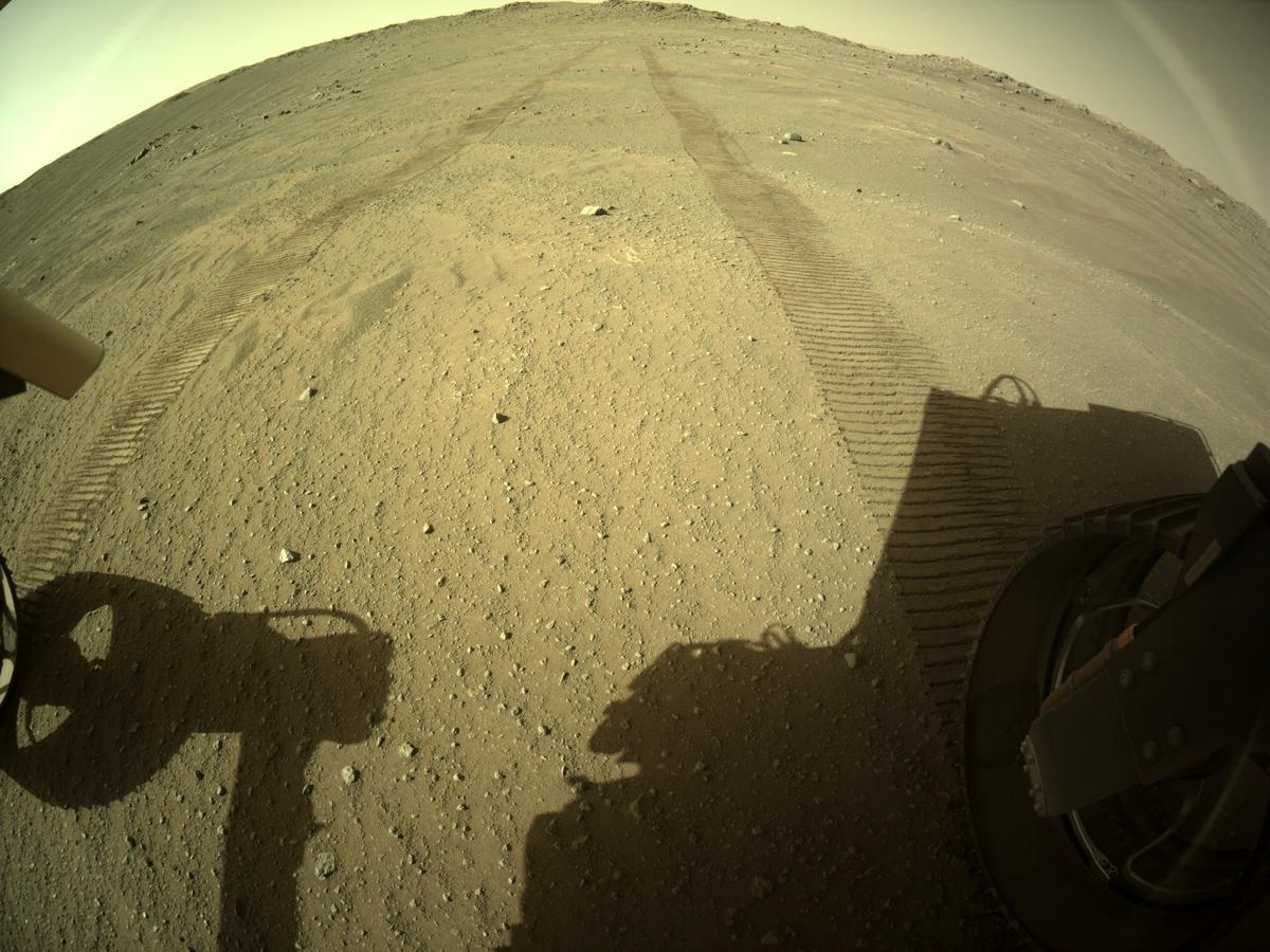 Mars Rover Photo #865391