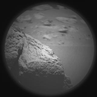 View image taken on Mars, Mars Perseverance Sol 155: SuperCam Camera
