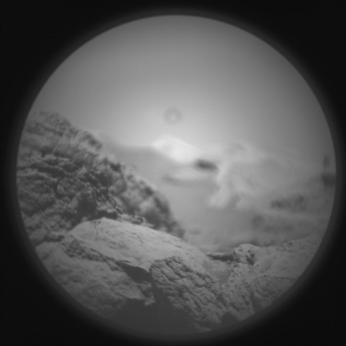 Mars Rover Photo #865409