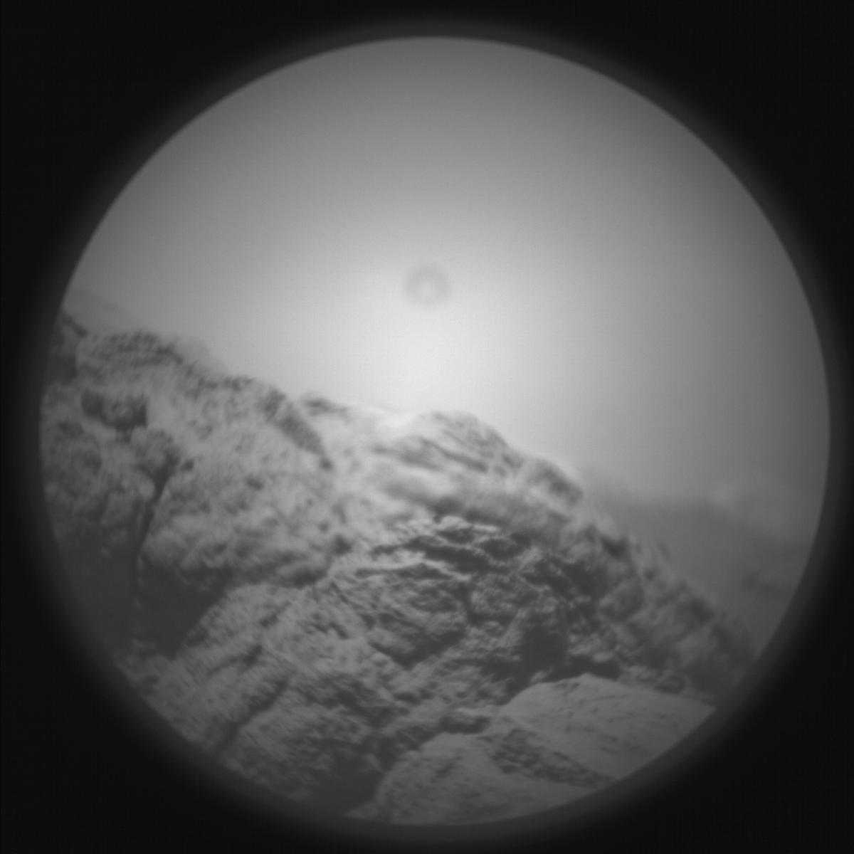 Mars Rover Photo #865410