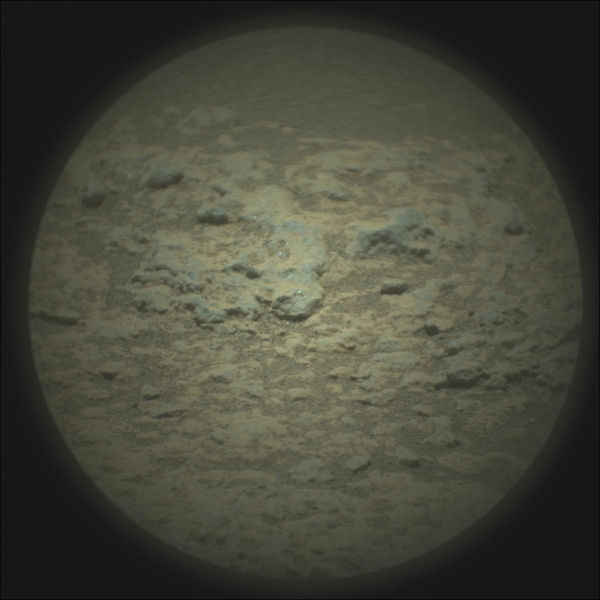 Mars Rover Photo #865416