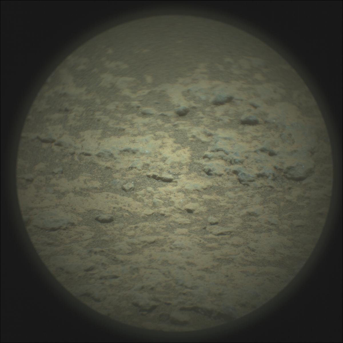 Mars Rover Photo #865417