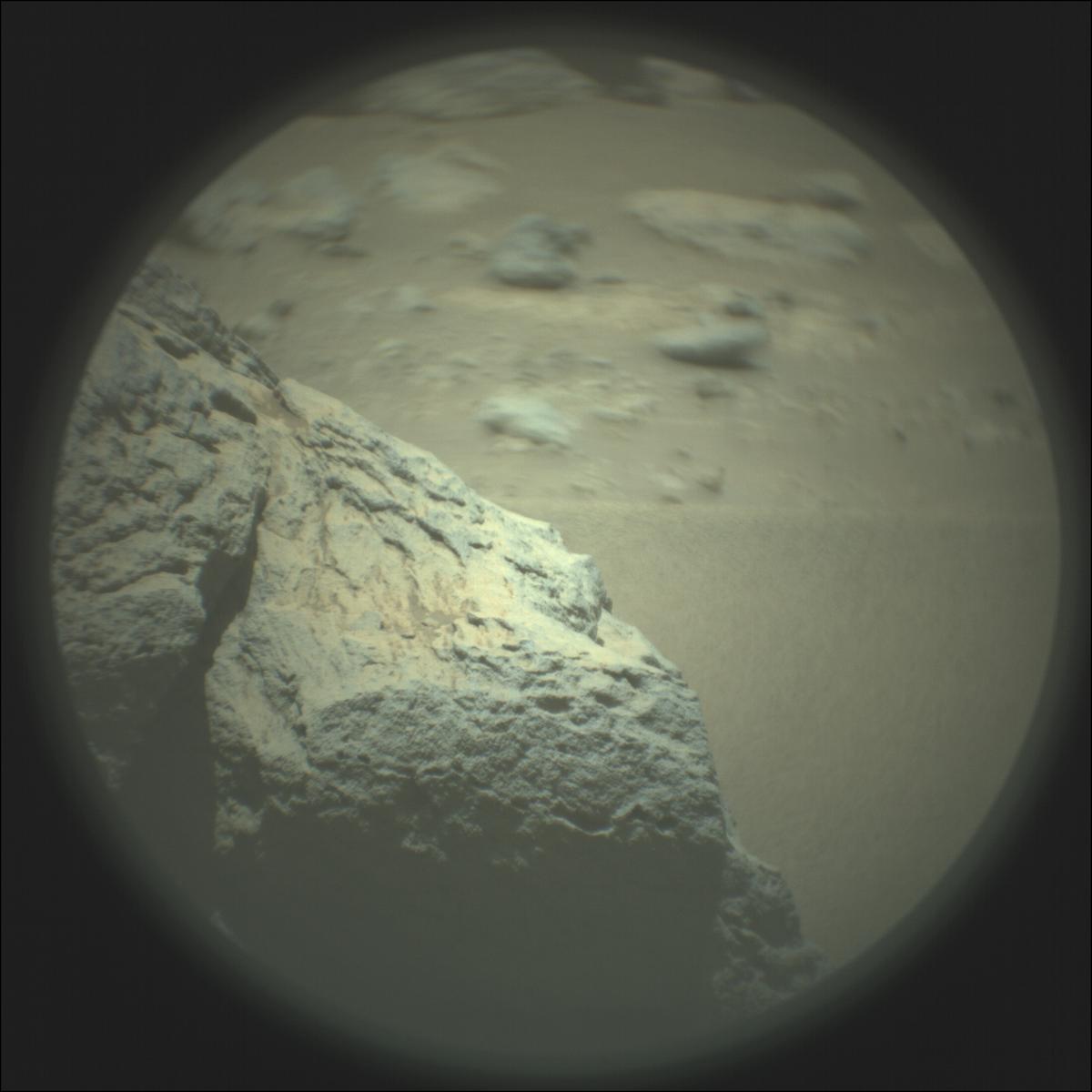 Mars Rover Photo #865418