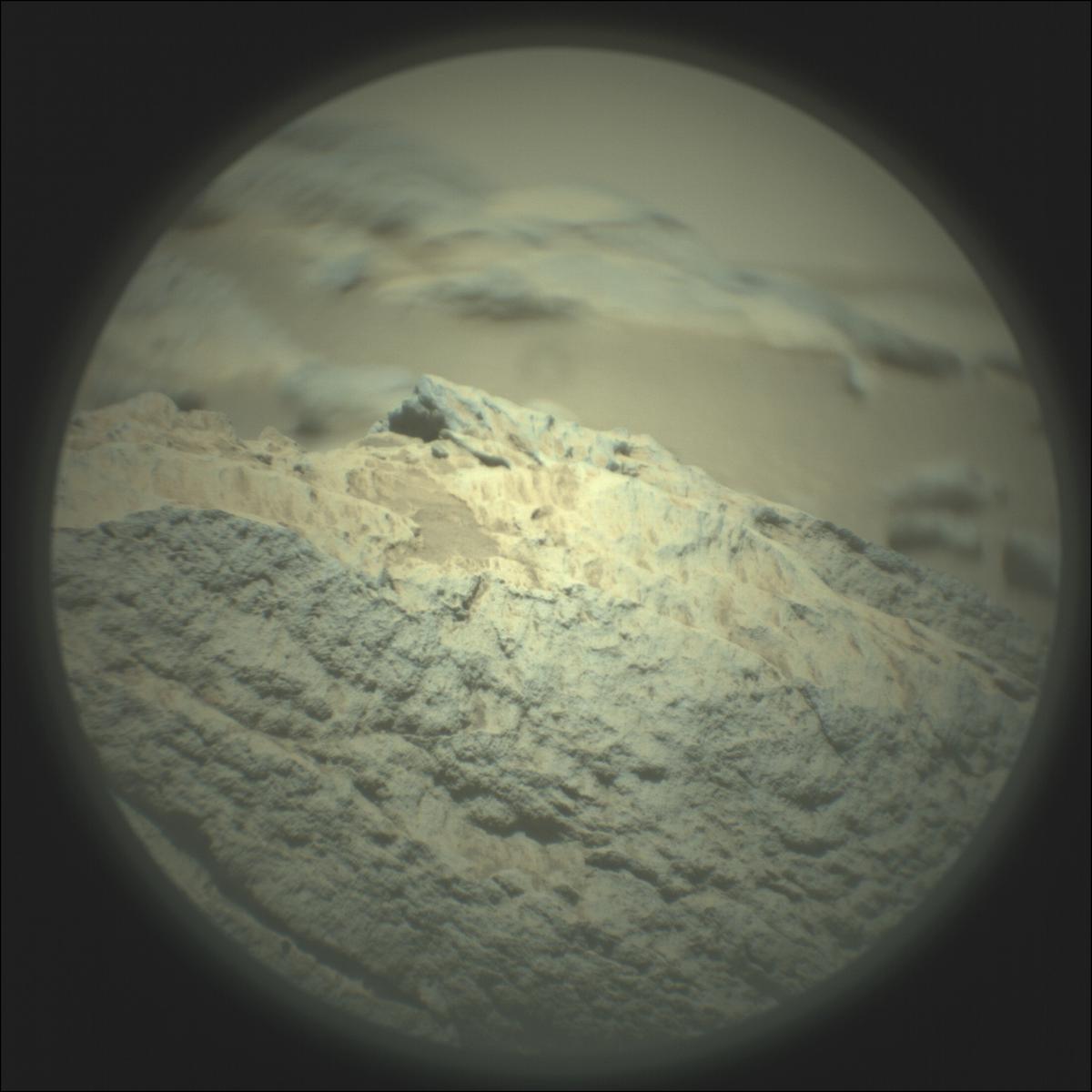 Mars Rover Photo #865420