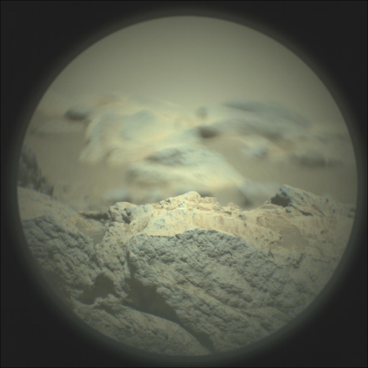 Mars Rover Photo #865421