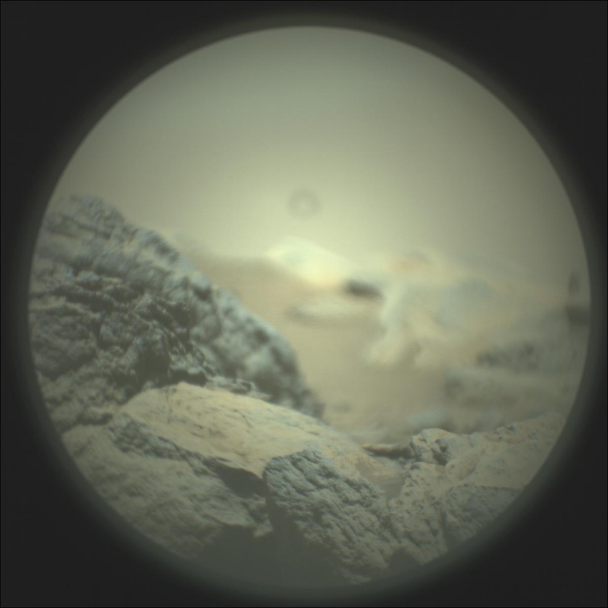 Mars Rover Photo #865422