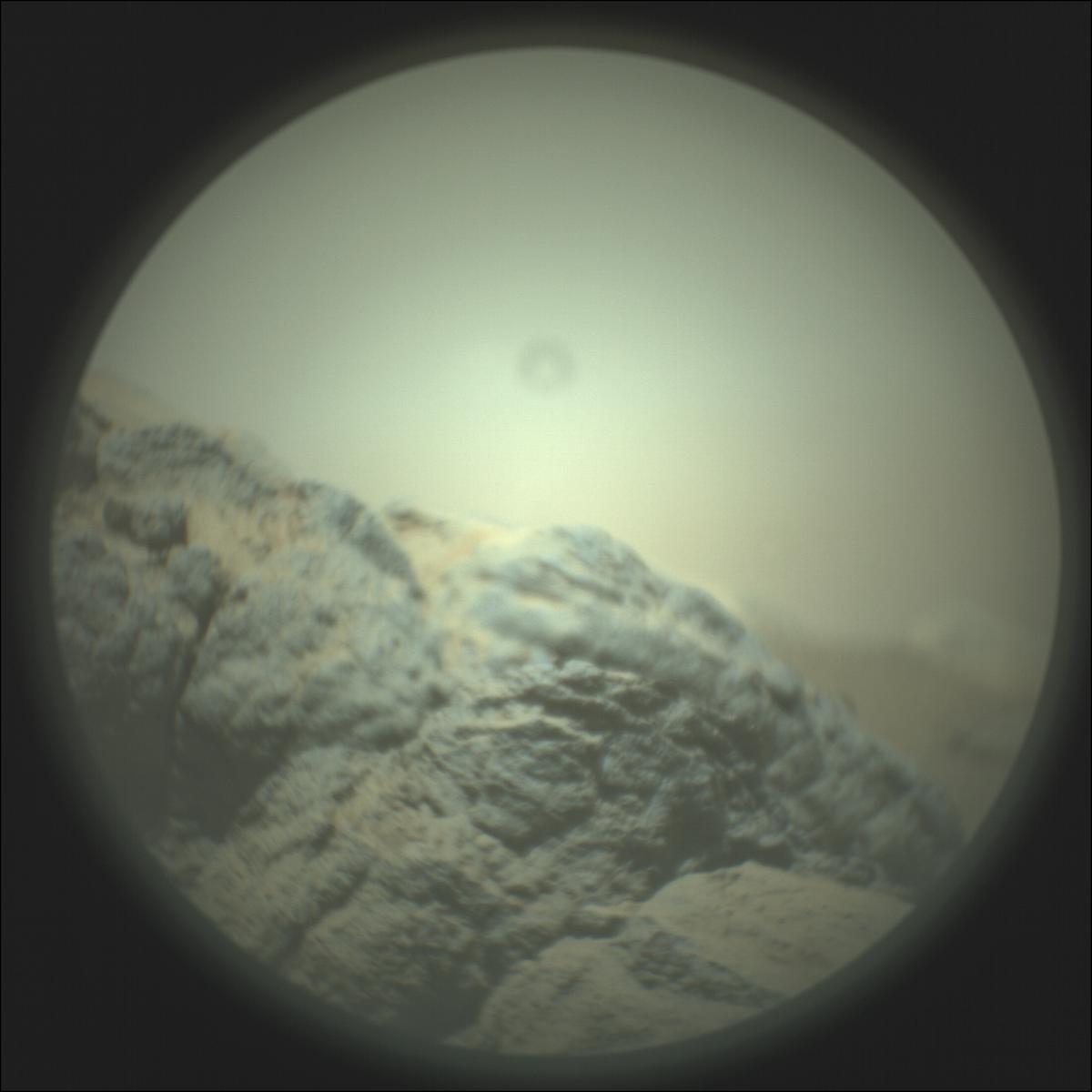 Mars Rover Photo #865423
