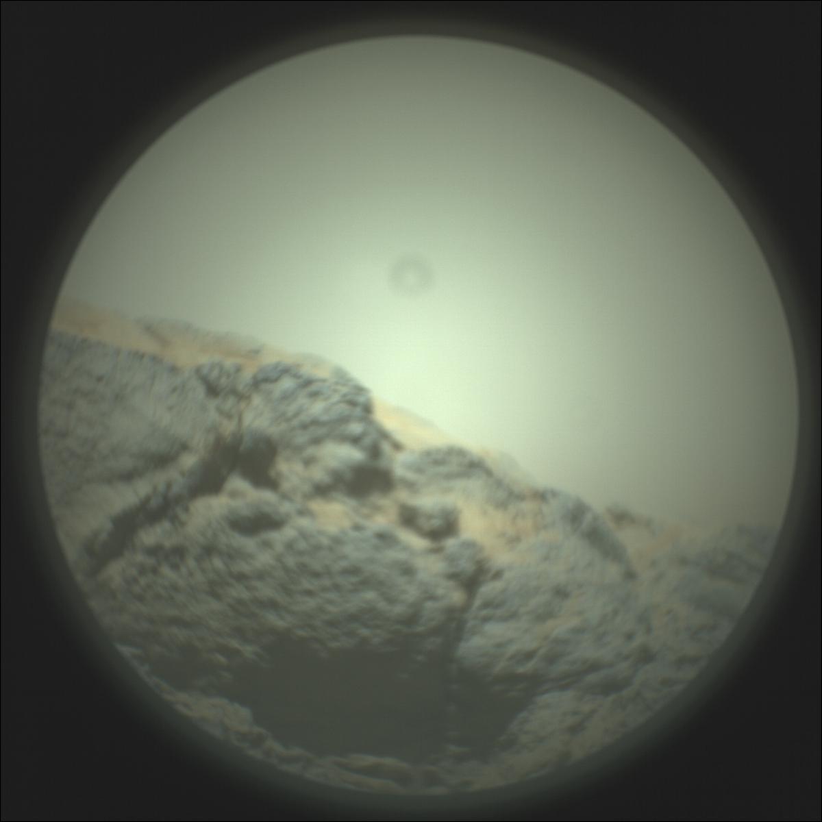 Mars Rover Photo #865424