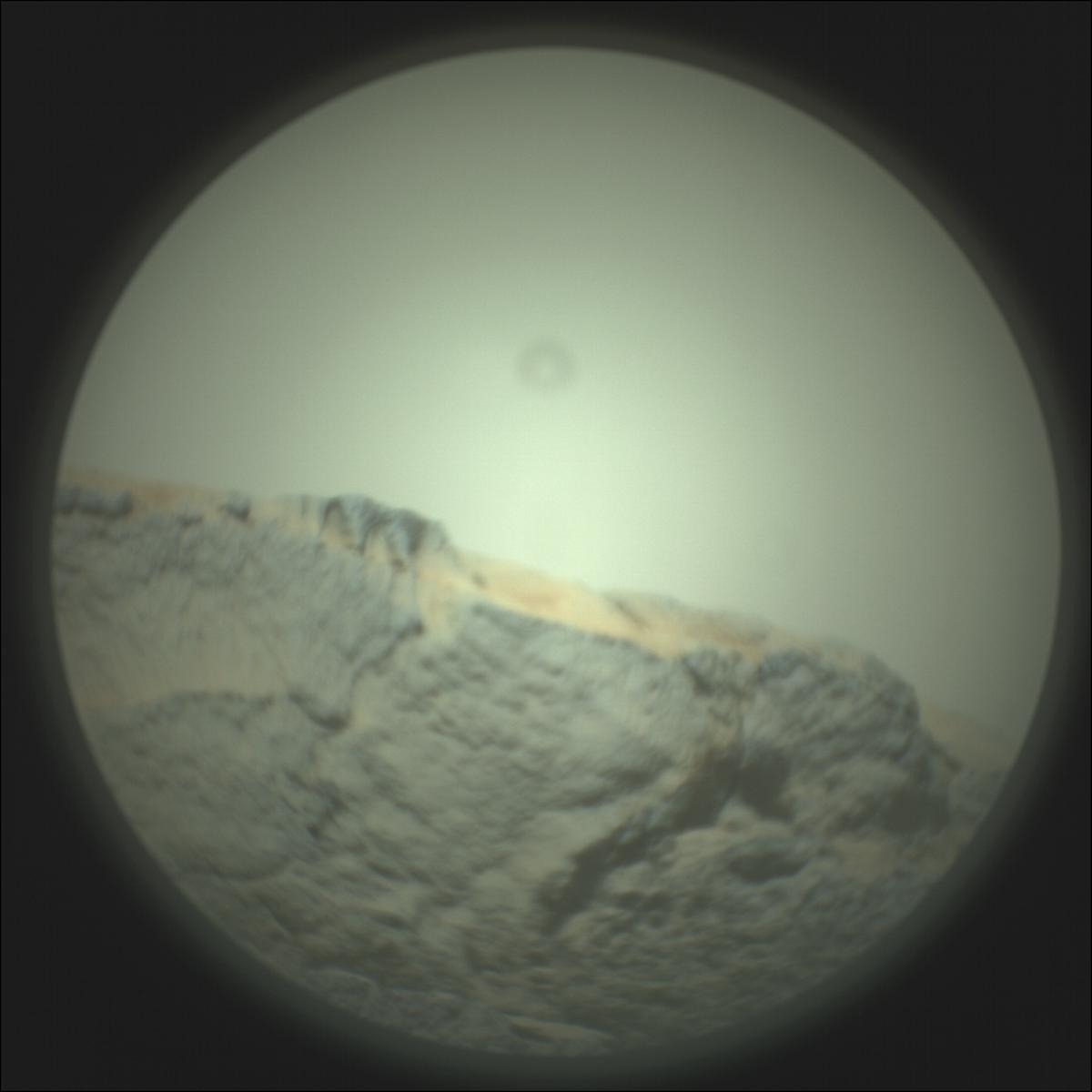 Mars Rover Photo #865425