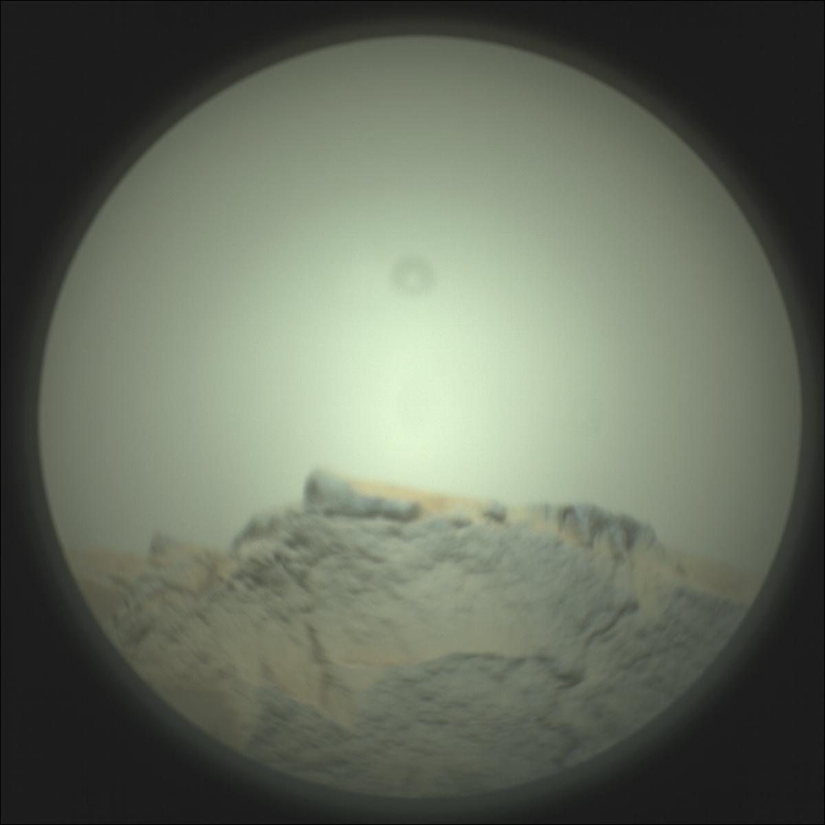 Mars Rover Photo #865426