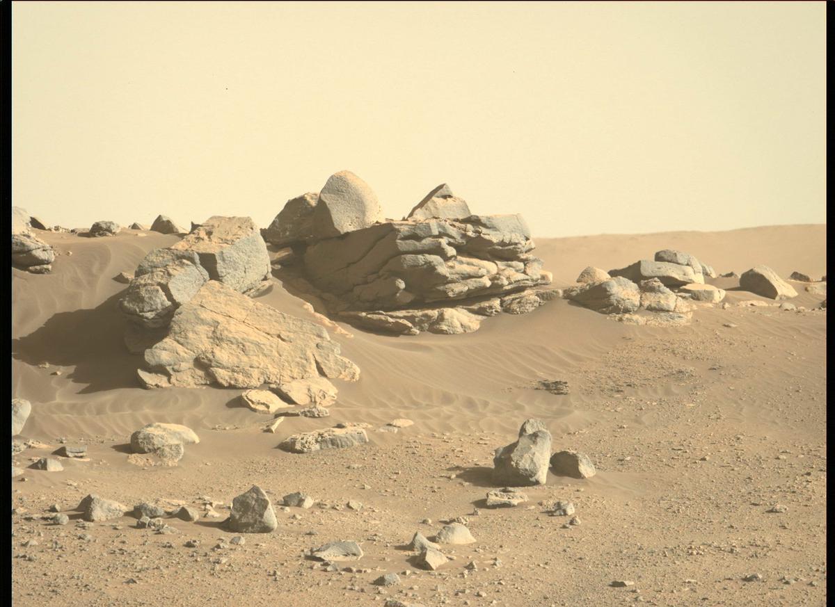 Mars Rover Photo #865233