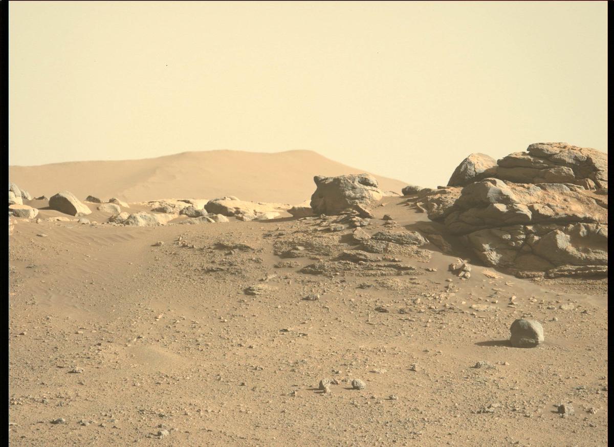 Mars Rover Photo #865234