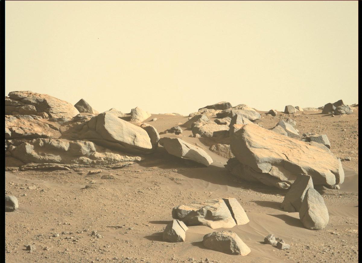 Mars Rover Photo #865235