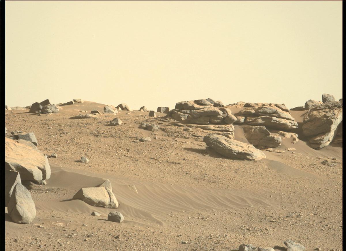 Mars Rover Photo #865212