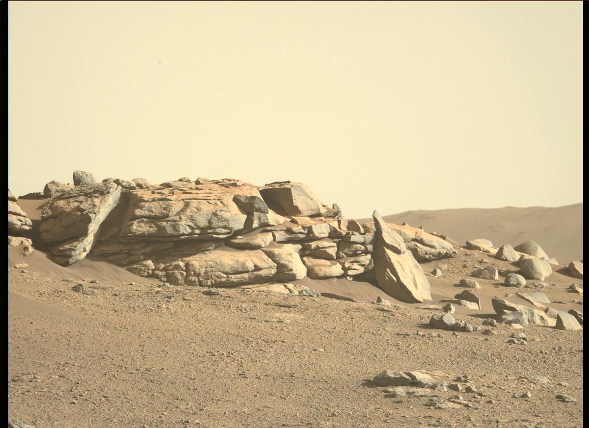 Mars Rover Photo #865236